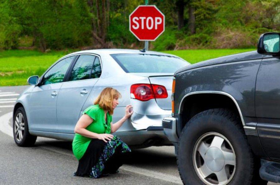 Quién es el culpable en un accidente de tránsito