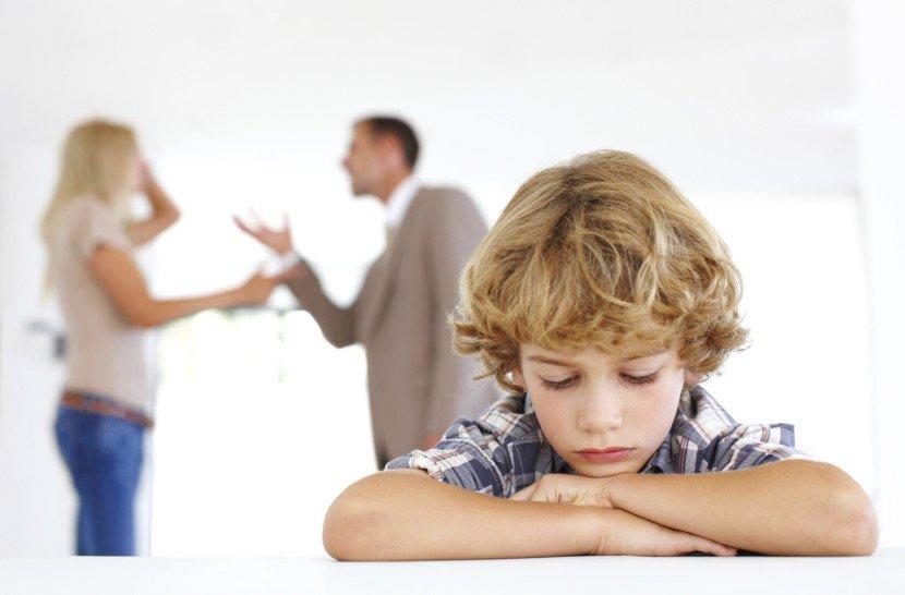 Cómo dividir la custodia de los hijos